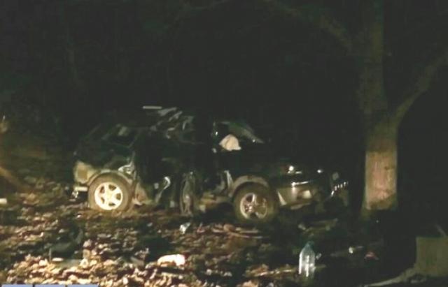 Водія Mitsubishi, який спричинив смертельну ДТП на Рахівщині, взяли під варту