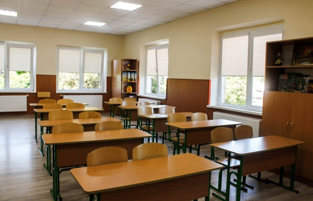 У школах Мукачева планують встановити сучасну протипожежну систему