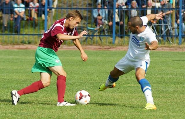 Найкращим футболістом Берегівщини цьогоріч став гравець, який засвітився на скандальному чемпіонаті невизнаних республік