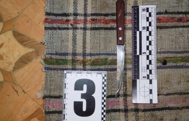 23-річна закарпатка після сварки встромила чоловіку ніж у шию (ФОТО)