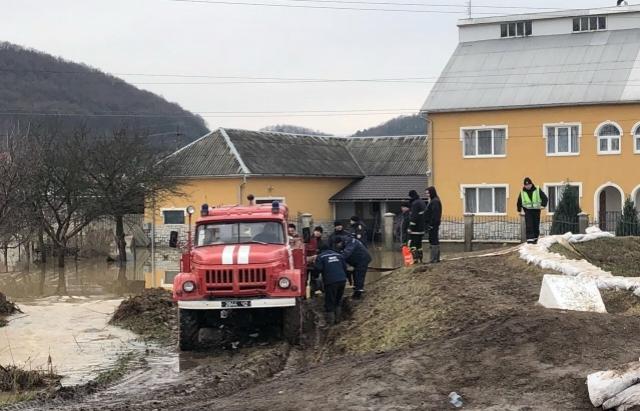 Мешканці іршавської Вільхівки повернулися у будинки