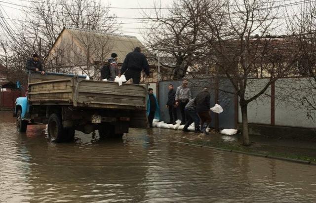 Цифра дня: 108 родин Мукачева отримали 701 тис компенсації через підтоплення