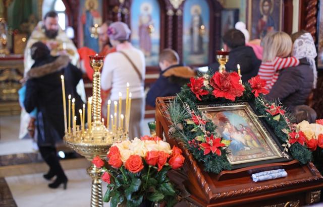 Графік проведення різдвяних богослужінь у Мукачеві для вірян східного обряду
