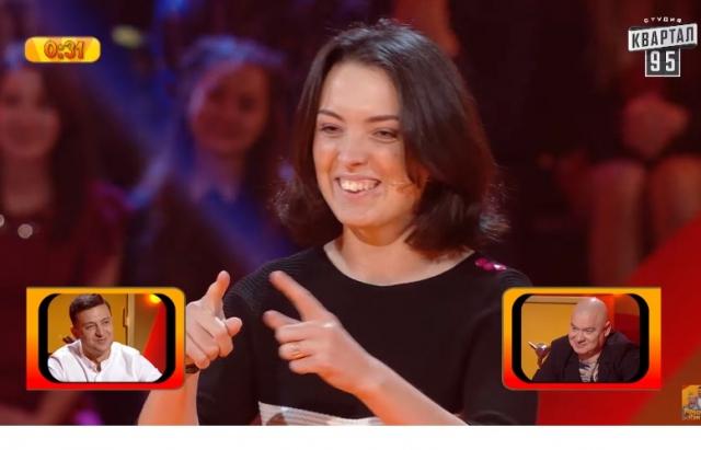 Закарпатка виграла 50 000 гривень у «Розсміши коміка» (ВІДЕО)
