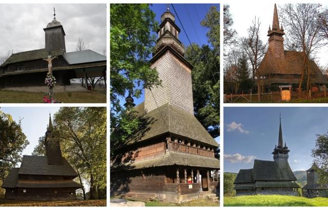 5 унікальних дерев'яних церков Закарпаття (ФОТО)
