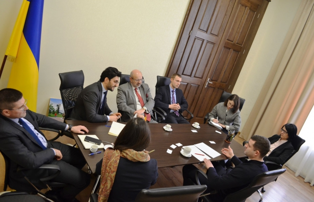 Комісар ОБСЄ Ламберт Заньєр обговорив з мером Мукачева майбутні перспективи міста (ВІДЕО)