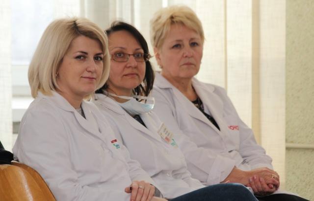 Мукачівська ЦРЛ має нового головного лікаря, це Наталія Гарсеванішвілі (ФОТО)