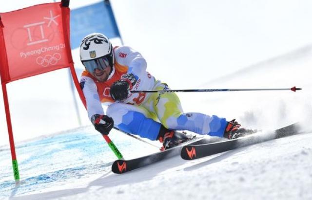 Закарпатець Іван Ковбаснюк зайняв 57 сходинку в гігантському слаломі на Олімпіаді 2018