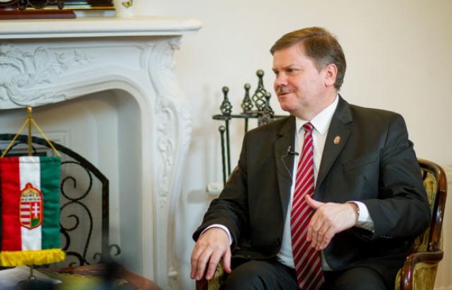 Матяш Сіладі все ж очолив угорське консульство у Берегові