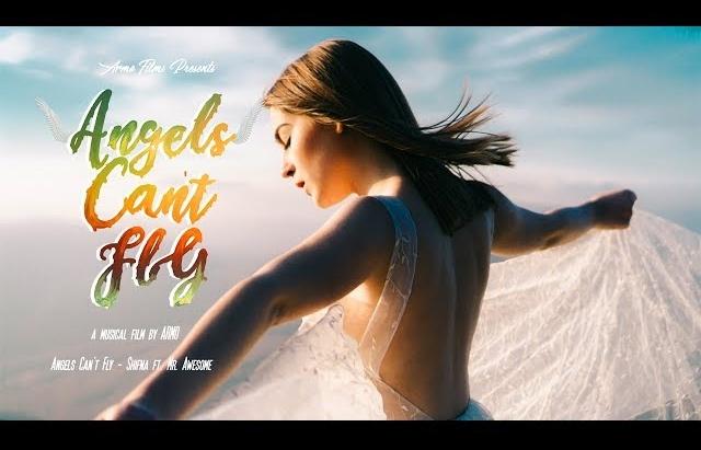 Angels can't fly: Студенти-іноземці УжНУ зняли чудовий кліп на полонині Руні (ВІДЕО)