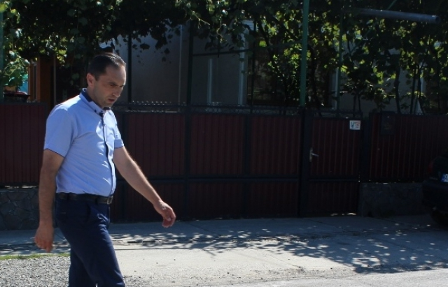 Підвиноградівський сільський голова Юрій Зихор склав з себе повноваження