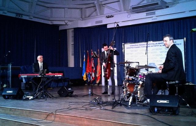 Консул Угорщини запросив у Берегово джазменів-віртуозів, які виконують твори Бетховена (ФОТО, ВІДЕО)