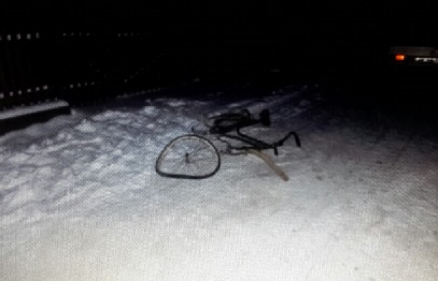 ДТП на Закарпатті: Молодий водій збив жінку на велосипеді та втік