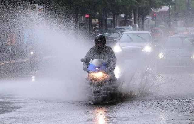 Сунуть зливи: На Закарпатті оголосили штормове попередження
