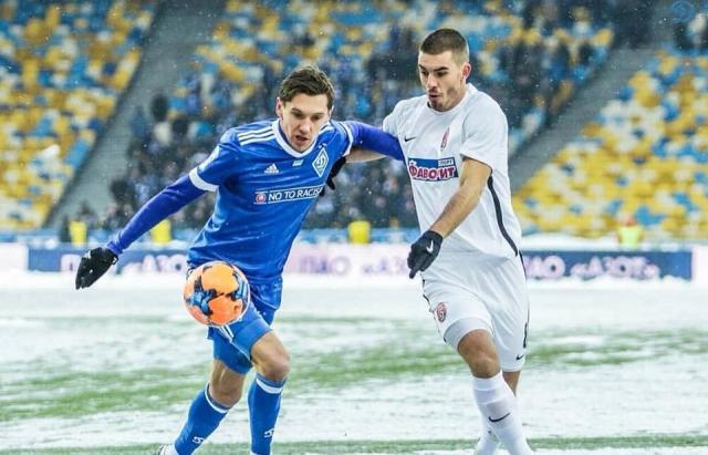 Спеціаліст по грандах: Як мукачівець Харатін вразив ворота Динамо (ВІДЕО)