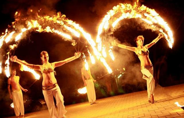 Свято вогню на Закарпатті: У кінці квітня відбудеться традиційний міжнародний Fire Life Fest