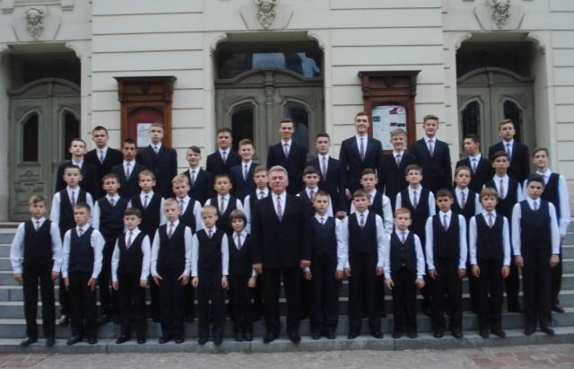 Мукачівський хор влітку виступить у Франції на престижному фестивалі
