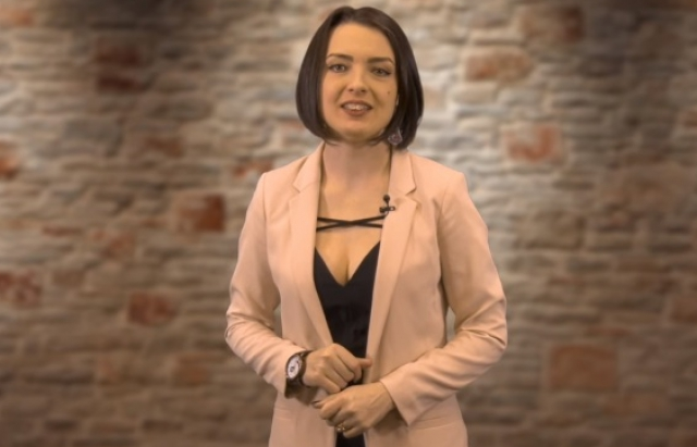 """Переможниця шоу """"Розміши коміка"""" Лєра Мандзюк презентувала власне ТБ-шоу (ВІДЕО)"""