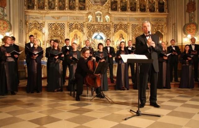 Камерний хор Cantus порадує своїм співом мукачівців