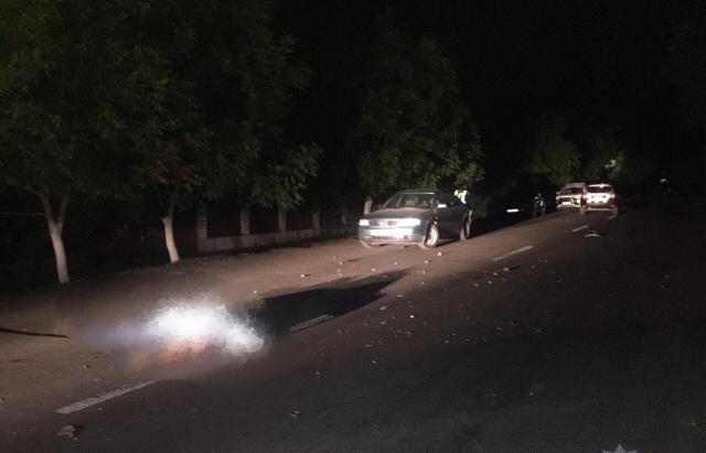 На Берегівщині автівка смертельно травмувала хлопця і втекла. Оголошено план-перехват