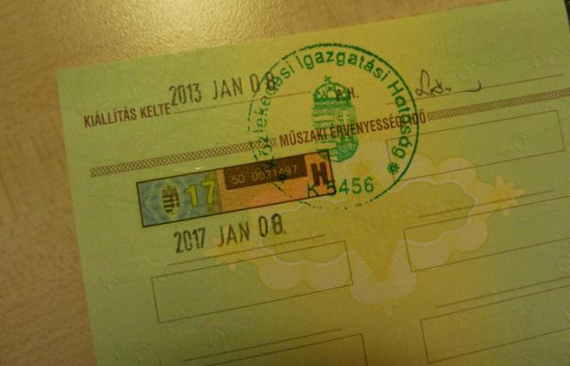 Обов'язковий документ про техогляд авто для перетину кордону ЄС – фейк