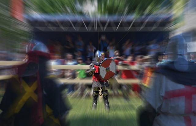 Фестиваль лицарів Срібний Татош 2018: найяскравіші моменти