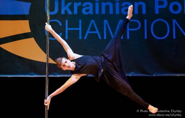 Ужгородець виборов перше місце на змаганнях Pole Universe 2018