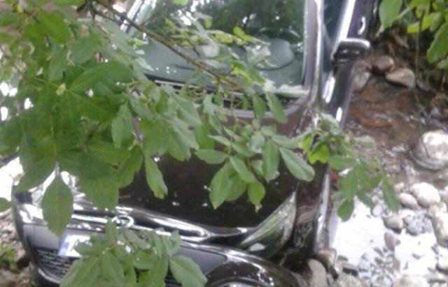 """Перечинець """"скупав"""" свій «Opel Astra»"""