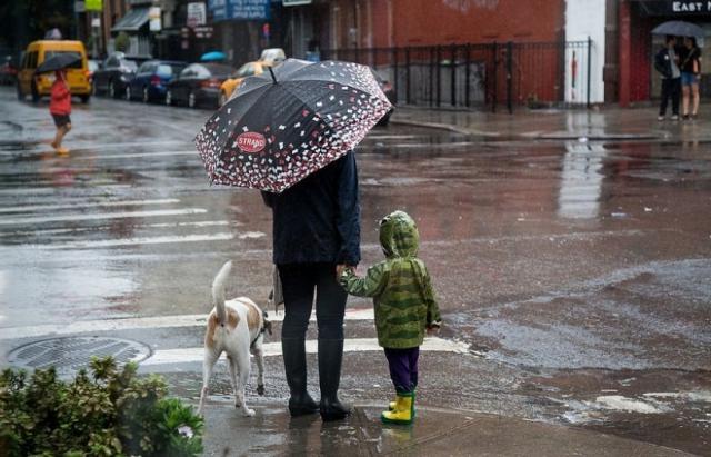 Штормове попередження: Закарпаття накриють сильні дощі з грозами