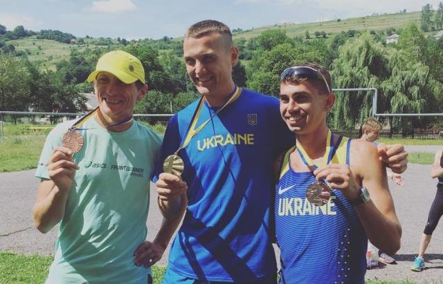 У Воловці відбувся Чемпіонат з гірського бігу: участь у чемпіонаті взяла рекордна кількість людей