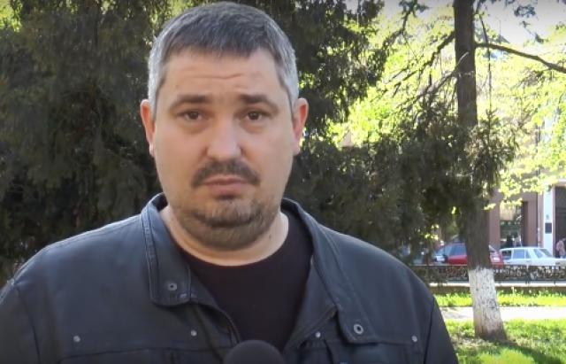 Закарпатцем, якого затримали у Кошице, виявився Володимир Гласнер (ФОТО)