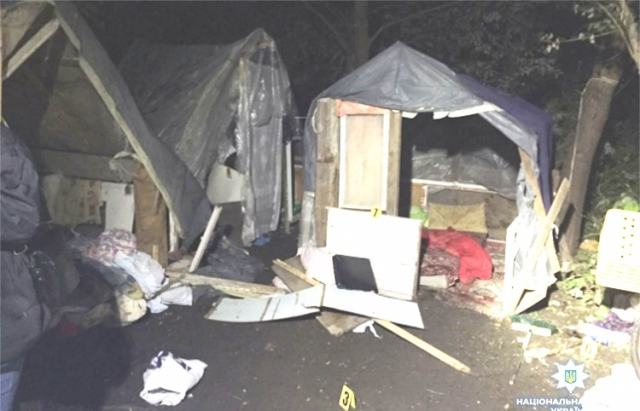 Невідомі розгромили табір ромів у Львові. Загинув 24-річний закарпатець?