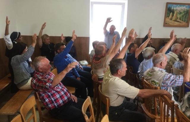 Громада села Павшино вирішила приєднатися до Мукачева в ОТГ