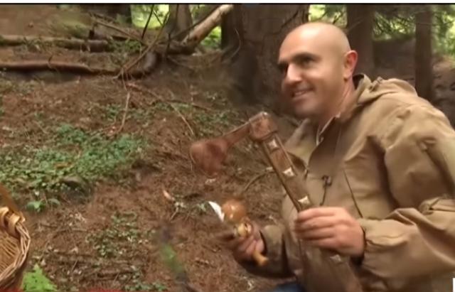 В Карпатах водять «грибні екскурсії», реабілітують грибами, і, звісно ж, годують за старовинними рецептами гуцулів