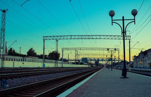 Залізничники готують колію до запуску потягу Мукачево—Будапешт