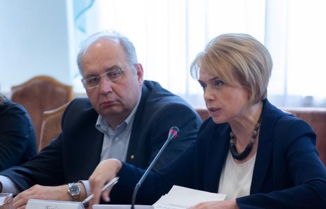 Без демаршів: Гриневич провела чергові консультації з угорською громадою