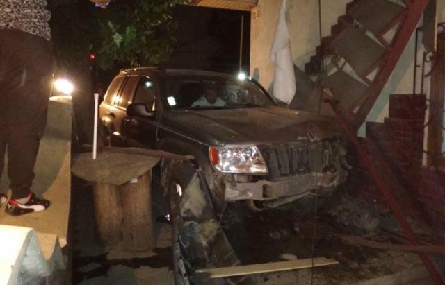 Голова Перечинської РДА на Jeep Grand Cherokee збив 2-х жінок, одна померла на місці (ФОТО, ВІДЕО)