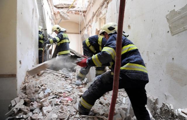 Офіційно: 3-є постраждалих на будівництві в Празі – закарпатці. Поліція відкрила справу