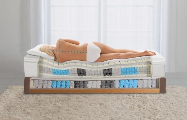Кокосовый матрас в кроватку размер