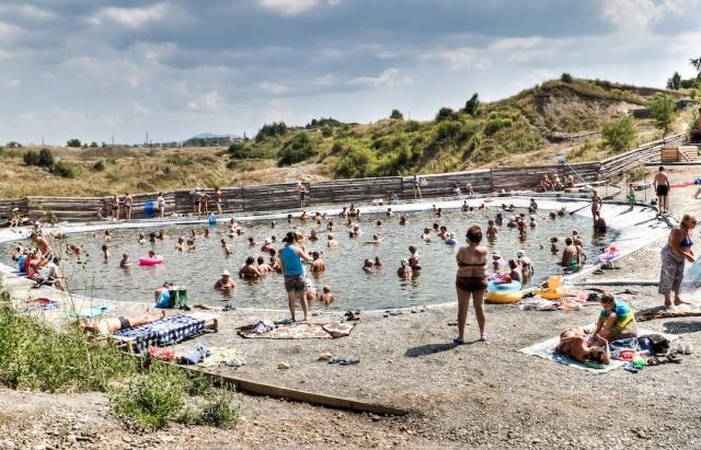 Солотвино і цьогоріч приймає безліч туристів та відпочиваючих (ФОТО, ВІДЕО)