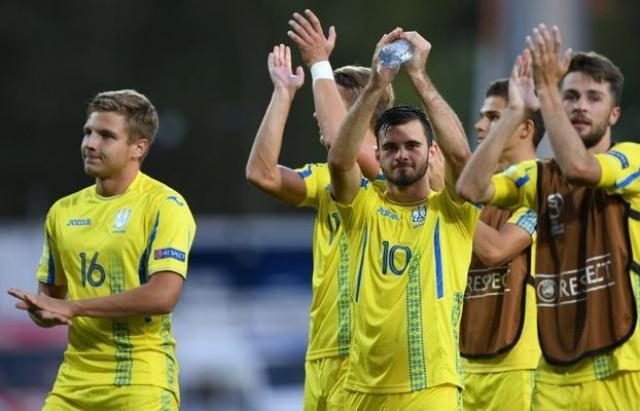Сергій Булеца із Закарпаття вивів збірну України U-19 у півфінал ЧЄ-2018