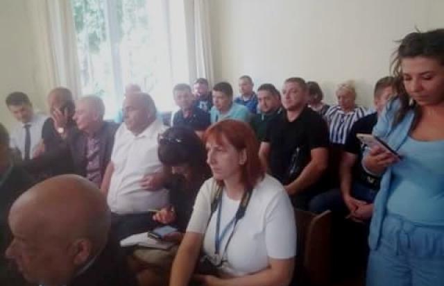 Андріїв під арешт: суд дав меру Ужгорода 2 місяці під вартою або 440 тисяч застави (ФОТО)