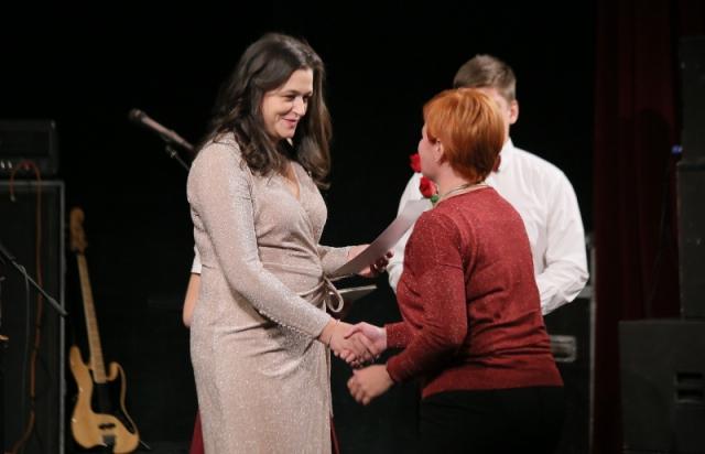 У Мукачеві урочисто привітали вчителів міста (ФОТО)