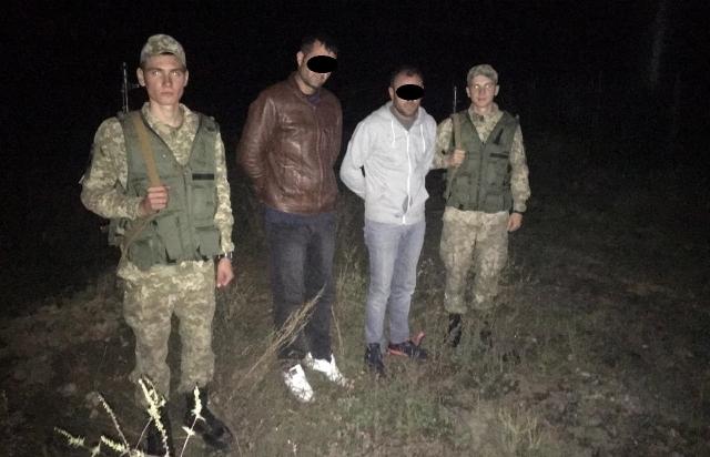 2 турків спробували пробратись до Словаччини (ФОТО)