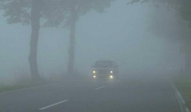 Водіїв Закарпаття попереджають про густий туман
