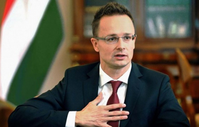 Сійярто про наміри Угорщини захопити Закарпаття: ми не ревізіоністи