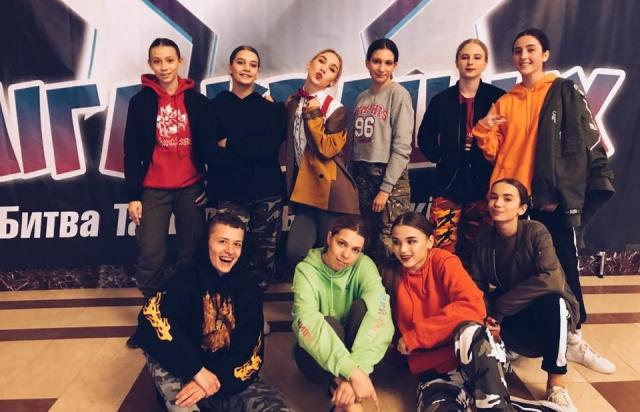 Закарпатці вибороли 3 місце на битві танцювальних шкіл The League of the best (ФОТО)