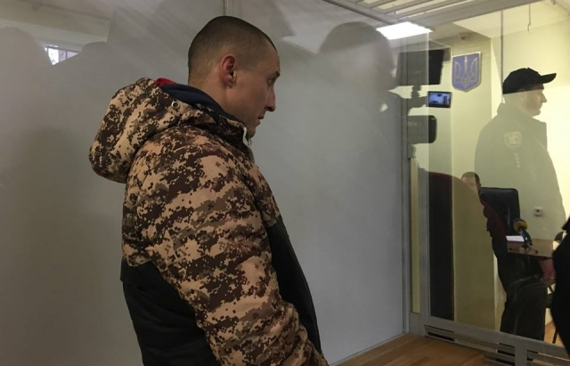 Контрабандиста, який збив прикордонника, заарештували на 2 місяці без внесення застави (ФОТО)