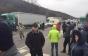 Траса Київ-Чоп у Нижніх Воротах перекрита вже 4 години (ФОТО)