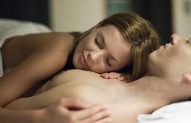 фото молодая пара уснула после секса